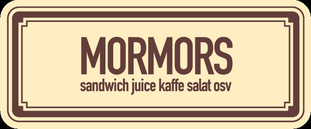 Mormors logo
